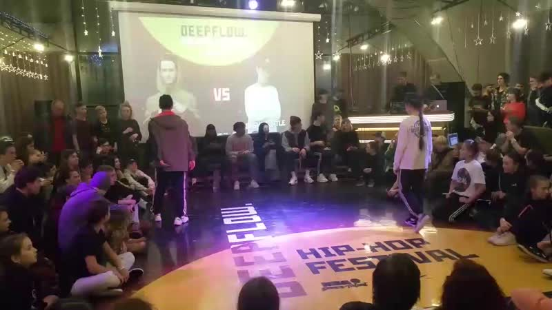 Freestyle kids 1x1 qualification NBA Dance Talent
