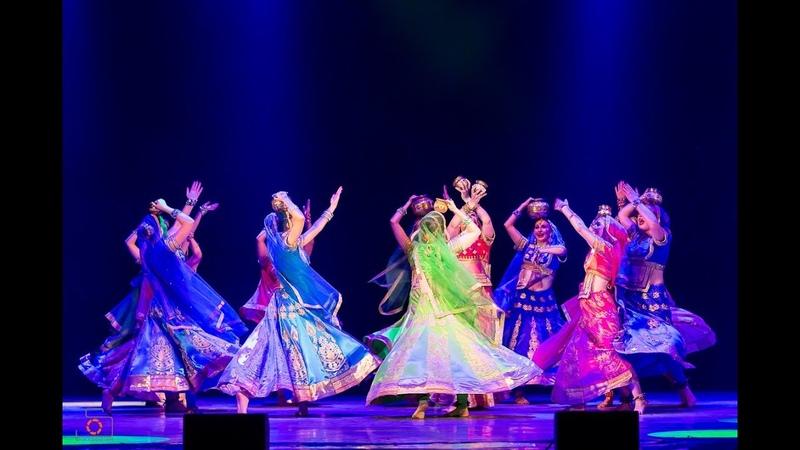 Ghoomar Padmaavat Amrita dance group Moscow