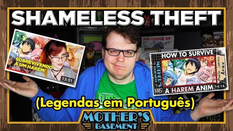 A HUGE Brazilian YouTuber STOLE My Videos
