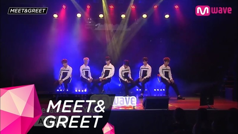 [MEETGREET] ASTRO – Because It's You♪