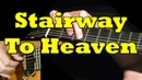STAIRWAY TO HEAVEN Guitar Lesson TAB by GuitarNick