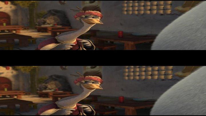 Кунг фу Панда 2 2011 3D мультфильм