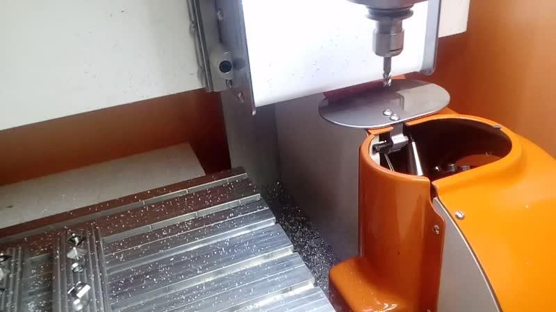 CNC Button