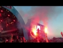 Фестиваль «Нашествие 2018» (Ленинград, The Hatters, Ногу свело, Ария, Агата Кристи)