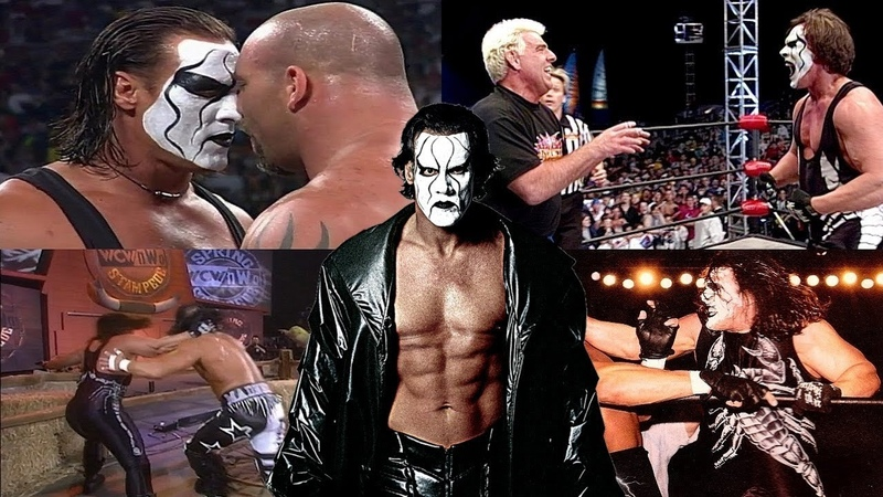 Crow Sting: Top 10 Matches In WCW