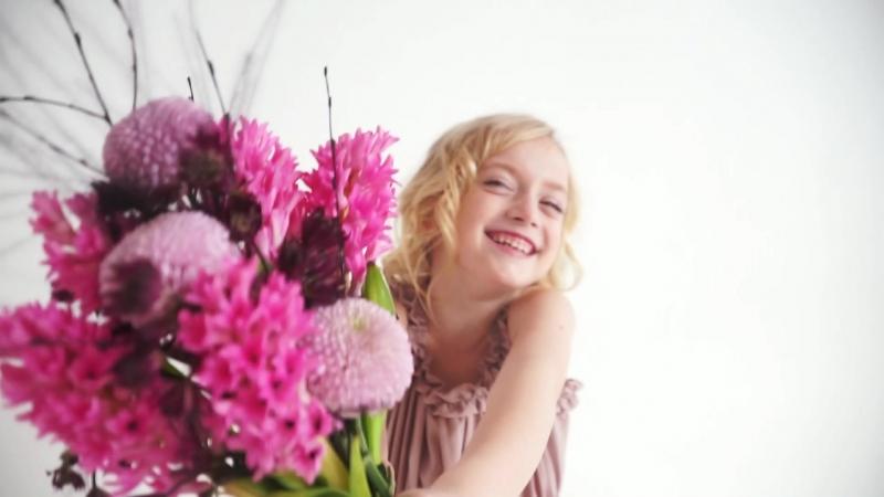 Model video test for littlestepsmodel Dasha
