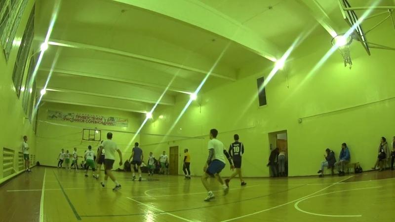 Волейбол Эвалар vs БТИ (кубок г.Бийска)
