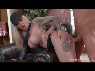 Karma Rx [Big Tits, Blonde, Blowjob (POV), Deep Throat, Rough Sex, Small Ass, Sneaky, Tittyfuck (POV), Work Fantasies]