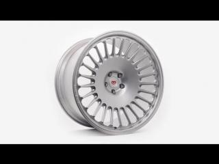 Vossen Wheels Forged   ML-R1   Satin Silver