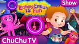 ChuChu TV Learning English Is Fun Alphabet O Song Phonics &amp Words For Preschool Children
