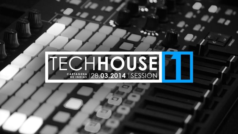Tech House Set 01 Antto Neves Cartagena de Indias