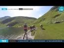 TDS 2018 Дмитрий Митяев на перевале Col du Petit St Bernard