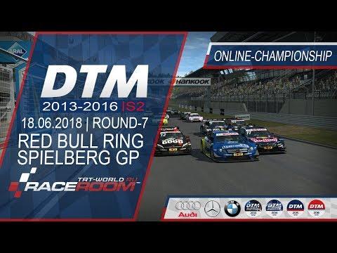 RaceRoom | DTM`13-16/S2-2018 | 7 SPIELBERG GP