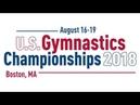 2018 U S Gymnastics Championships Senior Men Day 2 International Feed