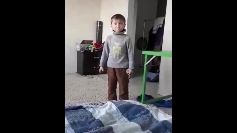 Суровое чувашское воспитание