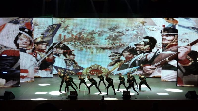 ТЦ Unidance, Отчетный концерт 08.12.18, Тлеулин Нуржан, Гвардейцы Российской Империи