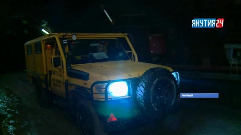 МИРНЫЙ:Новая самоходная машина «Zanam» появилась на руднике «Интернациональный» в Мирнинском районе