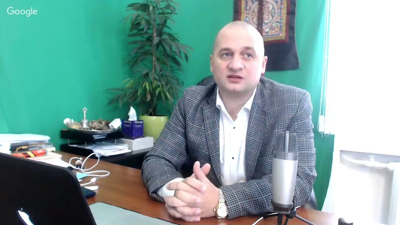 Бесплатный вебинар ЗДОРОВЬЯ 10.01.17 Андрей Дуйко