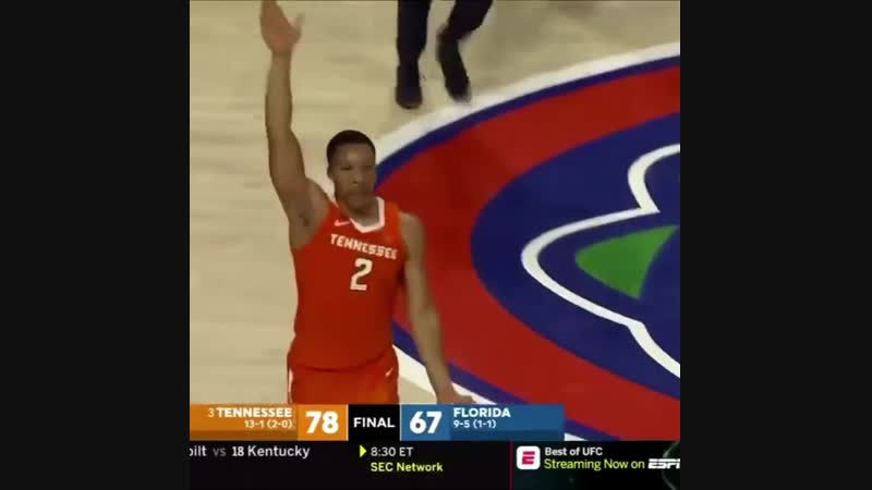 Tennessee's whole squad gator chomped 👀