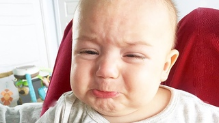 Cutest Babies Crying Moments - Funny Cute Baby Video