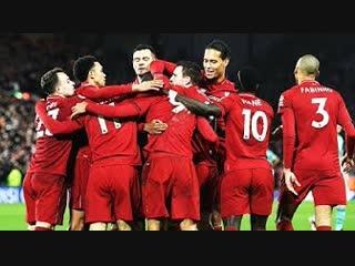 Liverpool fc − top 10 best goals of 2018