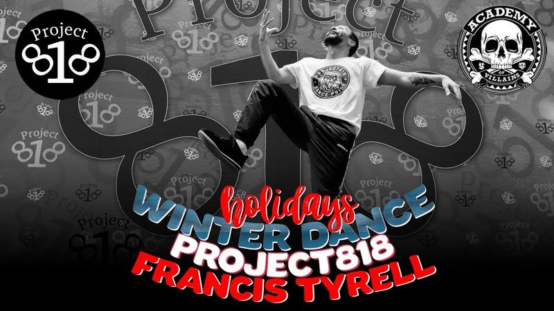 AOV Francis Tyrell ❄ WDH19 ❄ Winter Dance Holidays 2019 ❄ DAY 03 ❄ Weight Off Kaytranada