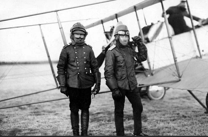 летчик дыбовский