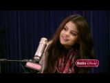 Selena Gomez on Wizards of Waverly Place Reunion Radio Disney