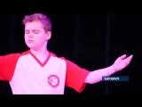 Региональный турнир по тайцзицюань в Барнауле 08.04.2018. Наши Новости