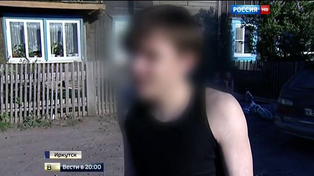Вести 20 00 Иркутский школьник полчаса убегал от ГИБДД на угнанной Волге