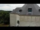 Аббатство Влирбек с дрона