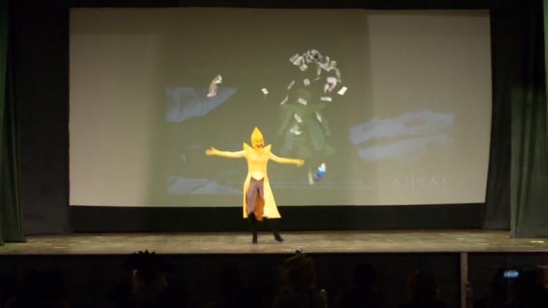 Голубая валькирия (Freak Show «Misfits», г. Пенза) - Жёлтый алмаз (Stéven úniverse)