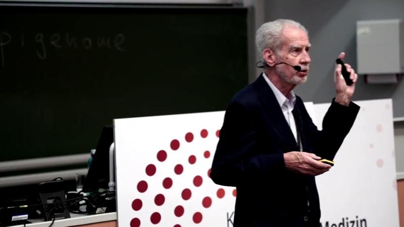 Prof. Dr. Jörg Spitz - Autoimmungerkrankungen und die 2. Evolution des Menschen