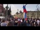 В Москве дошли до красной площади
