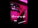 New via lInstastory di Britnee - Karaoke Time per Britt Sta cantando