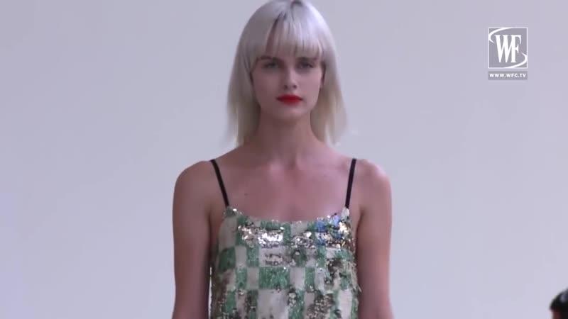 Arthur Arbesser Spring-Summer 2019   Milan Fashion Week