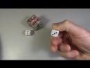 [ViktOrcfg] Чудесный фокус - трюк с кубиком и раскрытие секрета 001