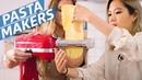 Which KitchenAid Pasta Attachment Is the Best? — The Kitchen Gadget Test Show