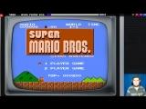Проходим полностью ● Super Mario Bros. ● Попытка первая!