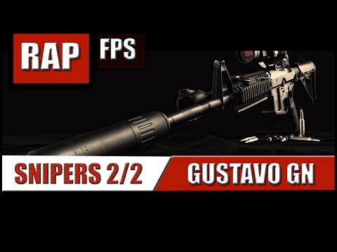 RAP - Homenagem aos Snipers 2.0 ♫♫
