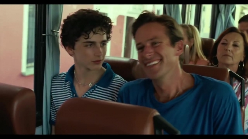 Call me by your name - A happy ending