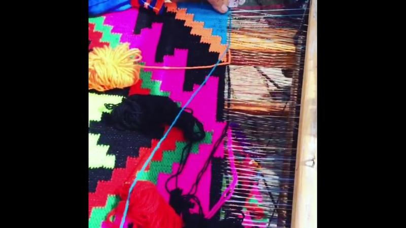 Башкирское ткачество