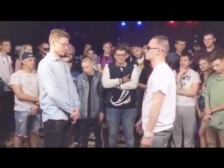 SLOVO | EKB : Adv1ce VS Railgun Kain