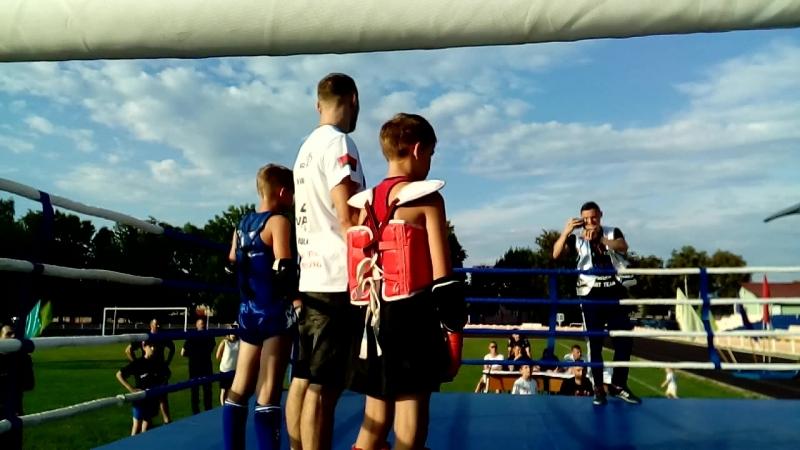 Слоним, турнир по таиландскому боксу 18.08.2018 - 5