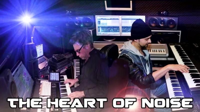 Jean Michel Jarre - The Heart Of Noise (Vanello' s Reprise ).mp4