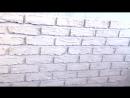 DIY _ Имитация кирпичной стены _ Игорь Потапенко