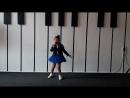 Скрипкина Мирослава Синенькая юбочка
