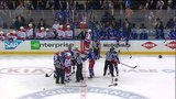 Joel Ward Scores With 1.3 seconds Left. Washington Vs New York. April 30th 2015. (HD)