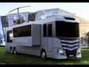 The Furrion Elysium RV has a retractable Helicopter And a Hot Tub