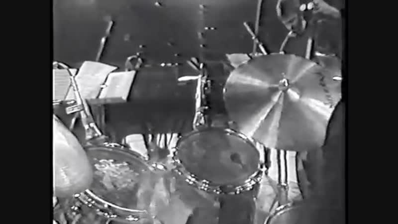 Anthony Braxton Quartet/ Berliner Jazzbühne '85, Friedrichstadtpalast, East Berlin, June 21, 198